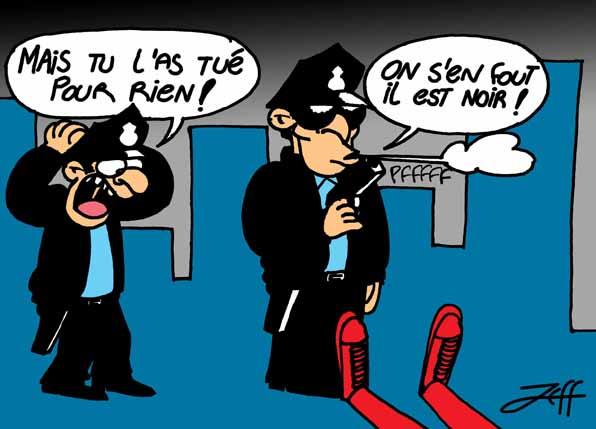 bavures policières