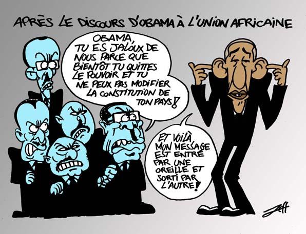 obama et les accro du pouvoir