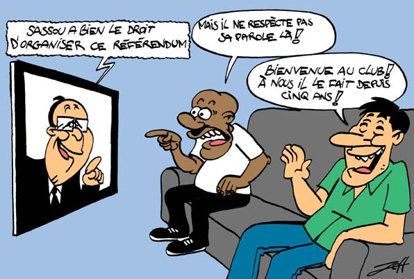 hollande et sassou