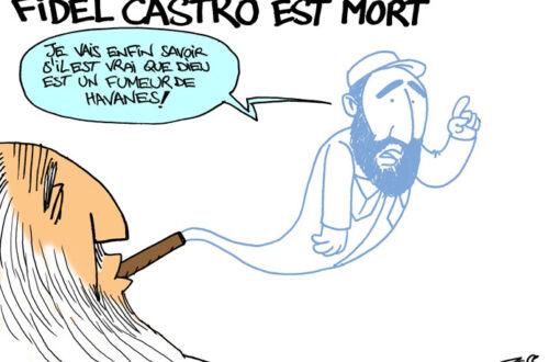 Article : Fidel Castro est mort