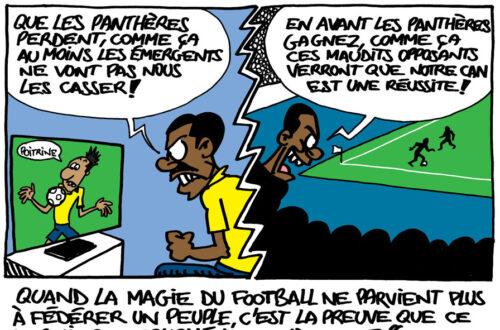 Article : Can 2017 : quand foot rime avec division au Gabon