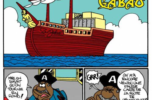 Article : Les pirates du Gabao